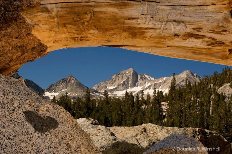 Heart Lake View - ID: 13640988 © Douglas R. Minshell