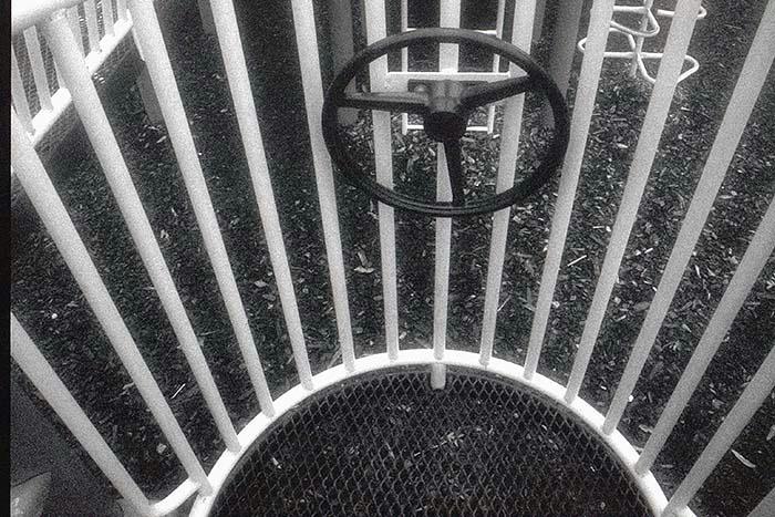 Broken Playgrounds #14 - ID: 13643992 © Steve Parrott