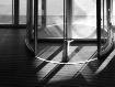 A door from insid...