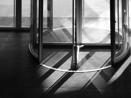 A door from inside