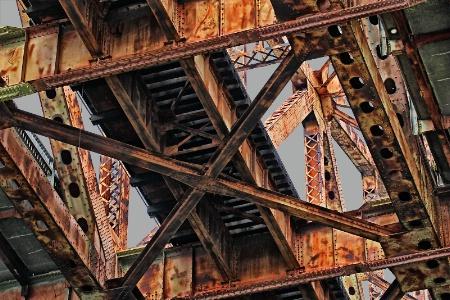 Old Missisippi River Bridge