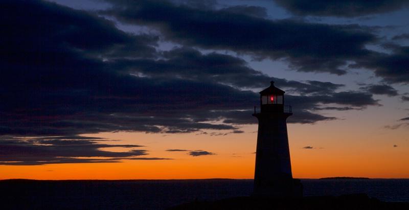 Peggy's Cove, Nova Scotia, Lighthouse