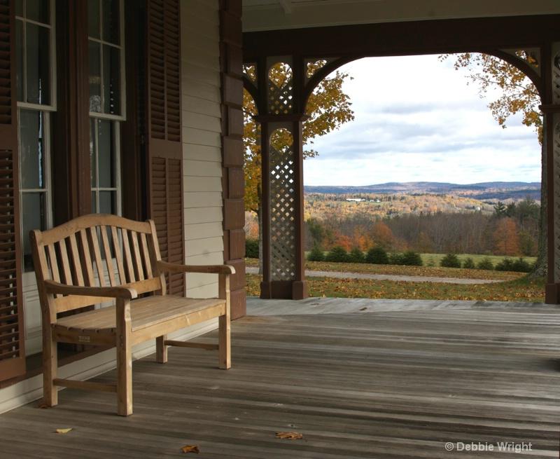 The Porch  - ID: 13650060 © deb Wright