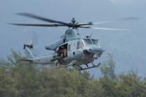 USMC Bell UH-1Y Venom Helicopter