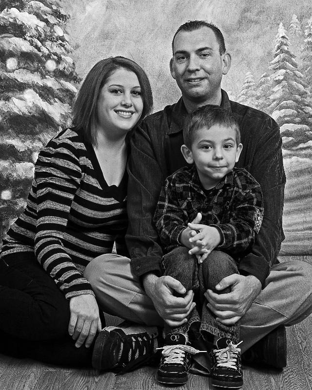 Goetzleman Family  Tony, Heather, & Andrew - ID: 13666419 © Bonnie J. Matthews-Franke