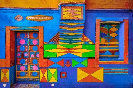 A Little House of Colour