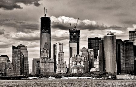 Rebuilding Ground Zero