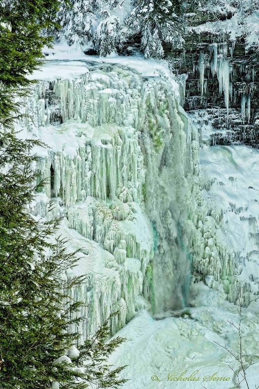 Salmon River Falls, Altmar NY