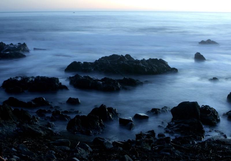 Soft water, Cambria Shoreline, CA