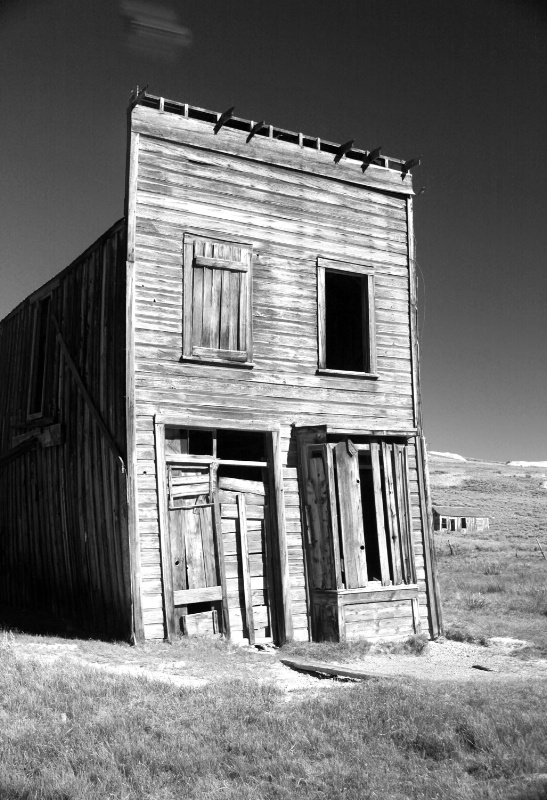 Storefront, Bodie, CA