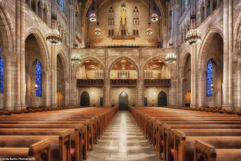 Riverside Church In NYC