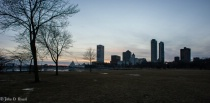 Milwaukee Skyline at 200 ISO and 0.5 sec