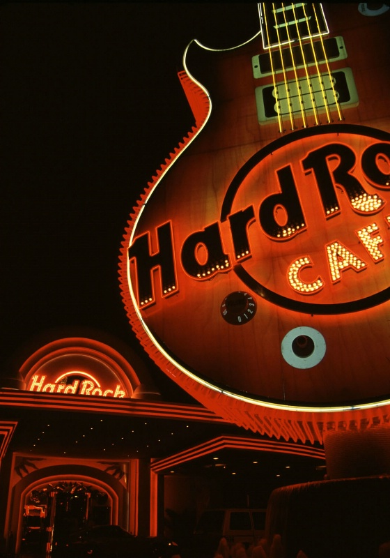 Hard Rock Cafe, Las Vegas, NV