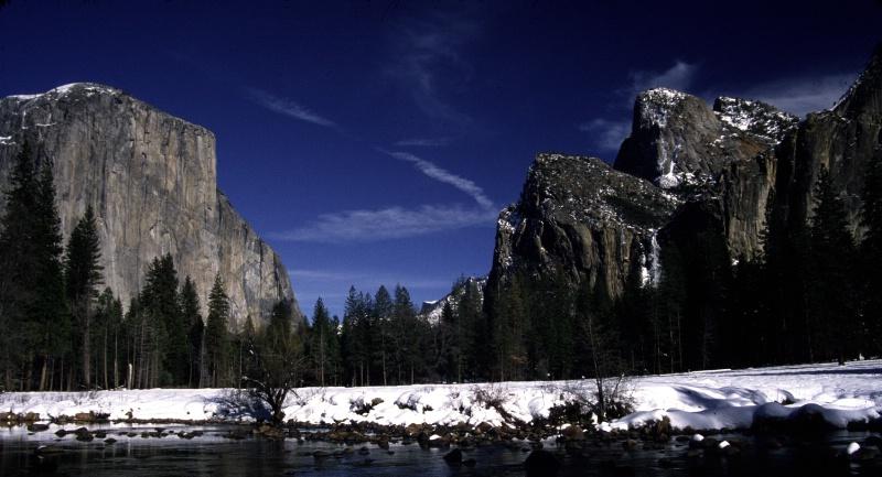Gates of the Valley, Yosemite