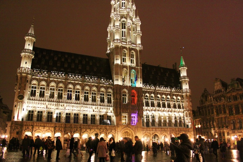 The City Hall / Grand Place