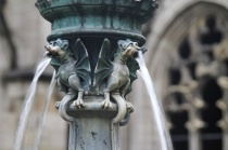A fountain from Utrecht