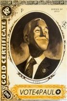 Ron Paul: Good As Gold