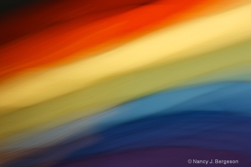 Fabric of the Rainbow