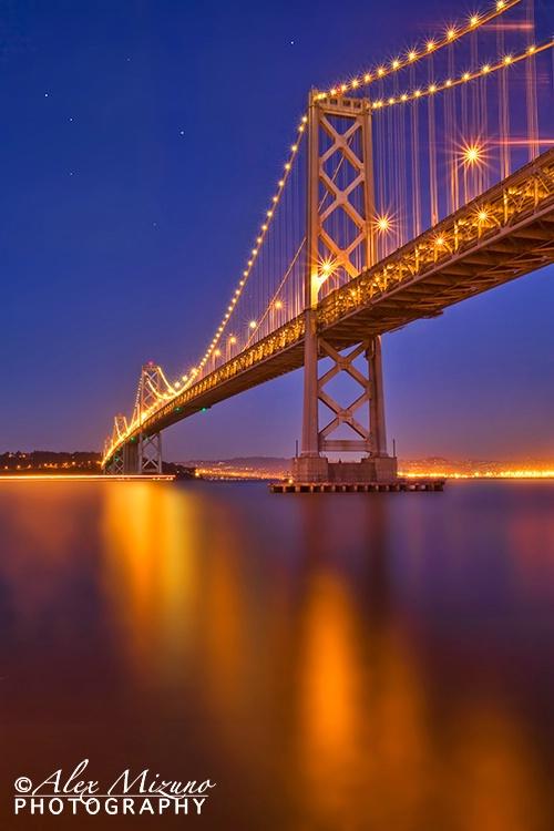 NIGHT AT SAN FRANCISCO BAY