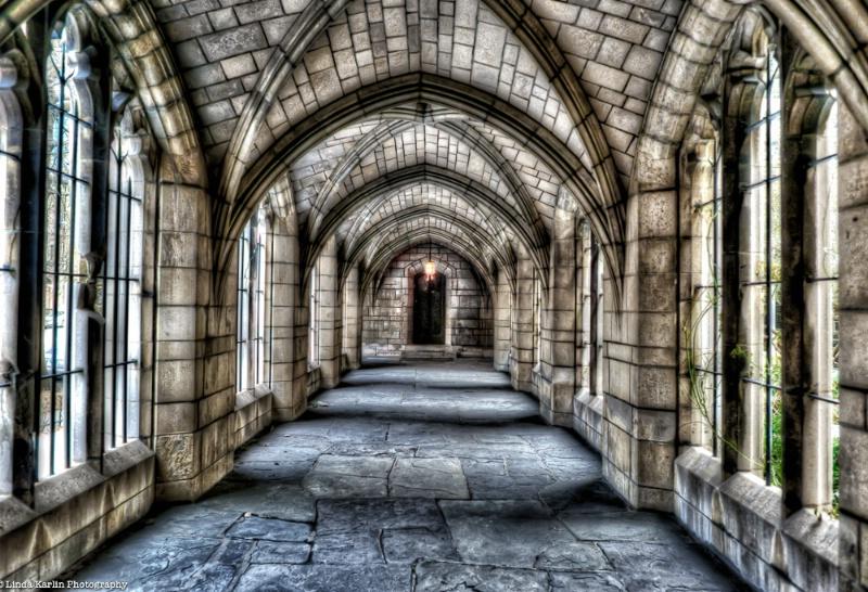Ye Olde Entranceway