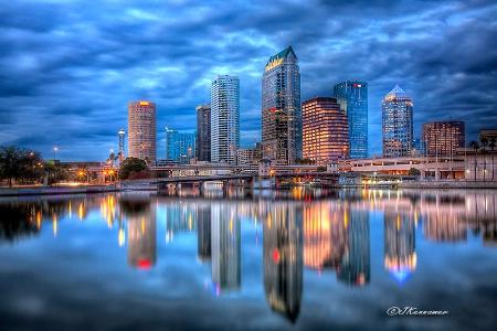 Tampa Evening