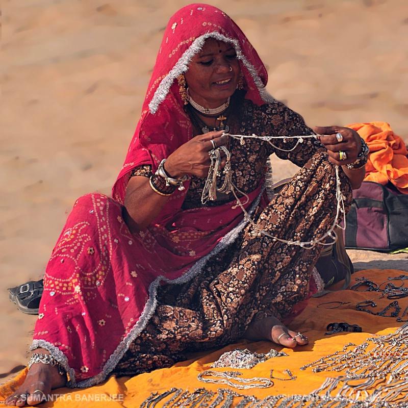 street vendor  rajasthan