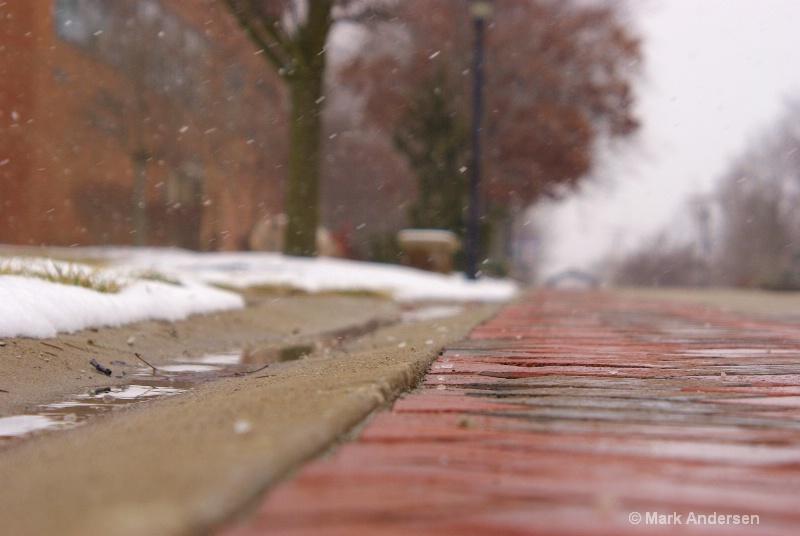 Sidewalk of Education