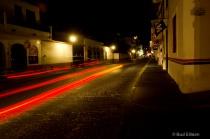 Taillights On Calle Juarez