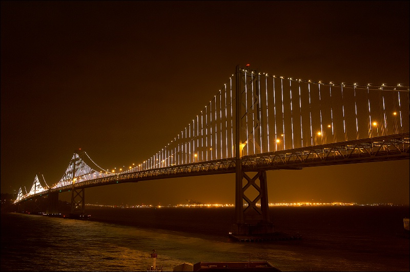 Bay Lights Grand Lighting
