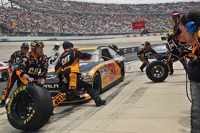 The 31 Pit Stop