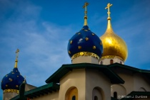Eastern Orthodox Church Steeples