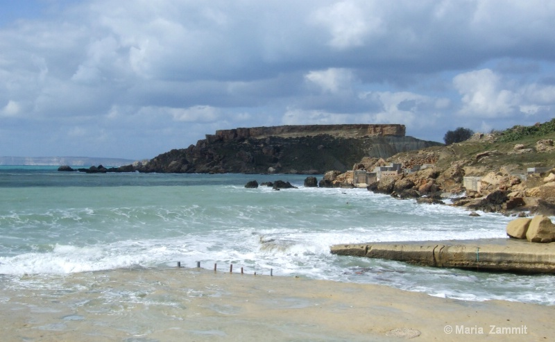 Ġnejna Bay, Malta 4