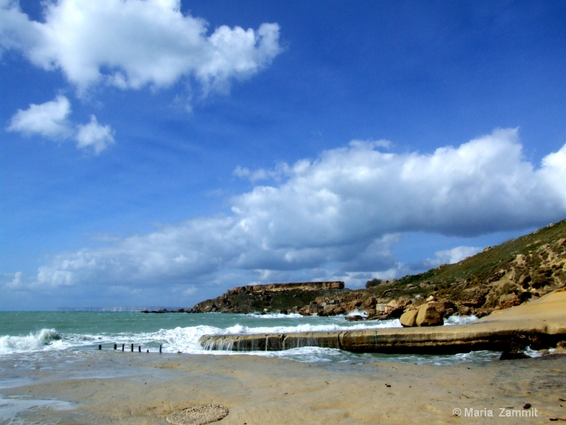 Ġnejna Bay, Malta 10