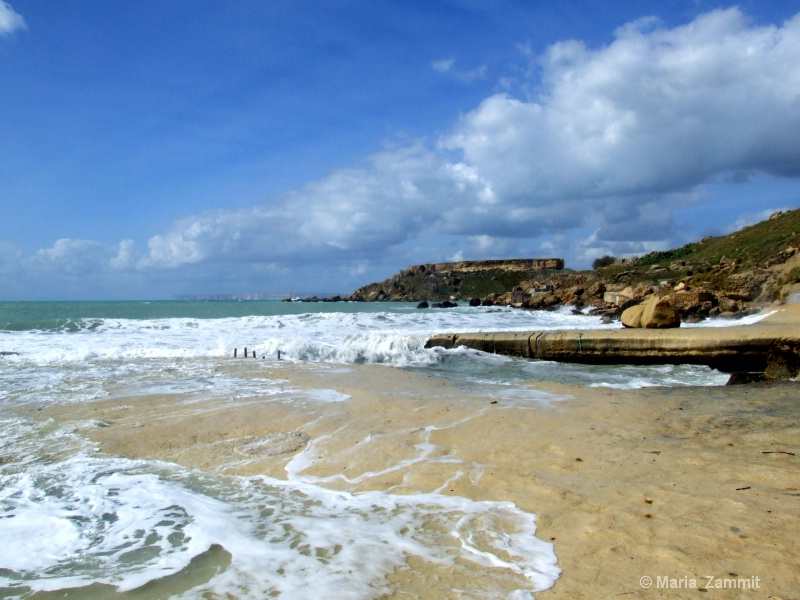 Ġnejna Bay, Malta 2