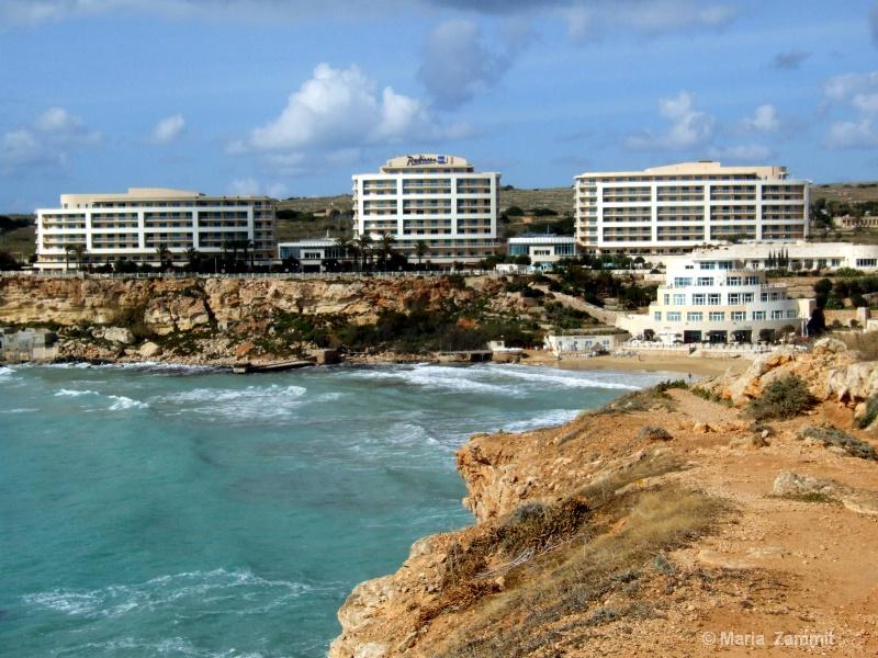 Radisson Bay, Għajn Tuffieħa, Malta