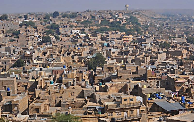 jaisalmer cityscape