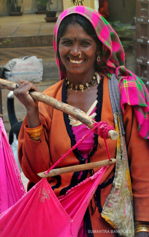 smiling faces of rajasthan