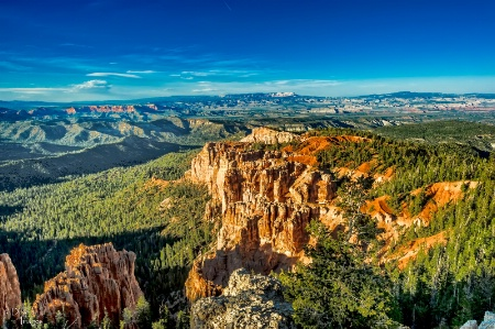 Rainbow Point - Bryce Canyon, Utah