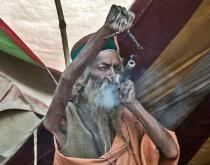 INDIA5855/Kumbh Mela 2013/ Amar Bharati