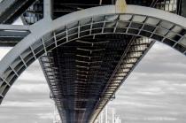 Under the GW Bridge