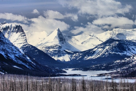 St. Mary Area -- Glacier NP