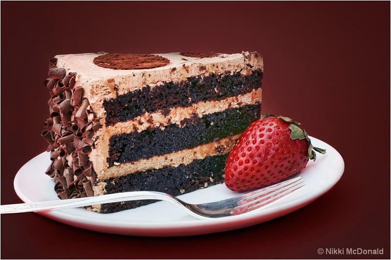 Chocolate Mocha Torte