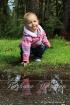 Spring puddles