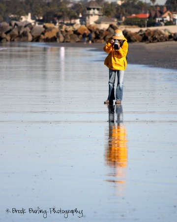 A Photographer's Reflection