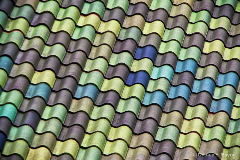 ~UNIQUE ROOF TILES~