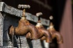 Rusty Faucets