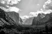 Yosemite in Black...