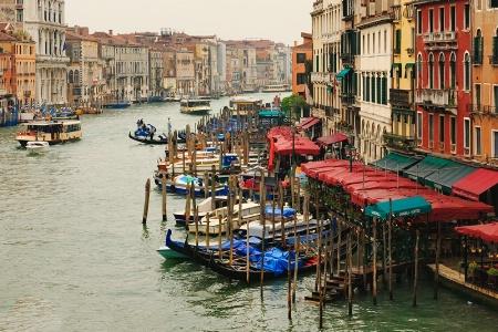 Colorful Venice