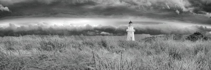 Waipapa Lighthouse - ID: 13893142 © Daniel Schual-Berke