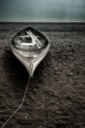 Boat at Hull Gut